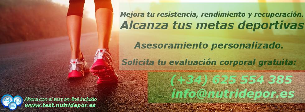 Nutrición y Deporte. www.nutridepor.es