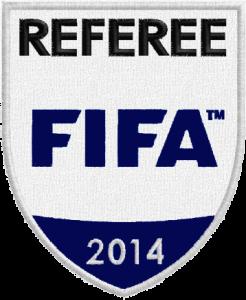Escarapela FIFA 2014