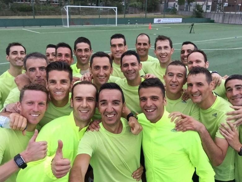 Jornadas Arbitrales de árbitros de 1ª División