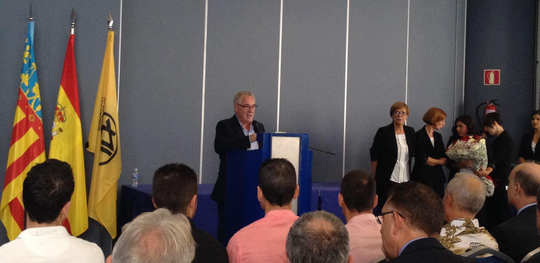 Clausura Convención Agosto 2015
