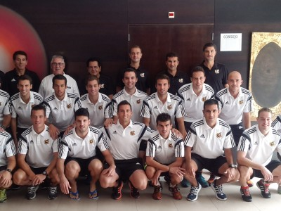 Resultados curso aspirantes a árbitro FIFA 2016