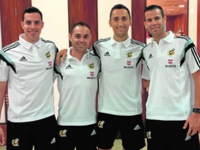 Cómo se vive el debut en Primera División