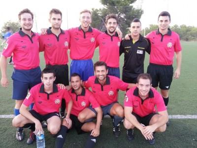 Gran participación en el torneo de fútbol-7 de la Asociación