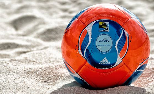 Árbitros de fútbol playa 2016