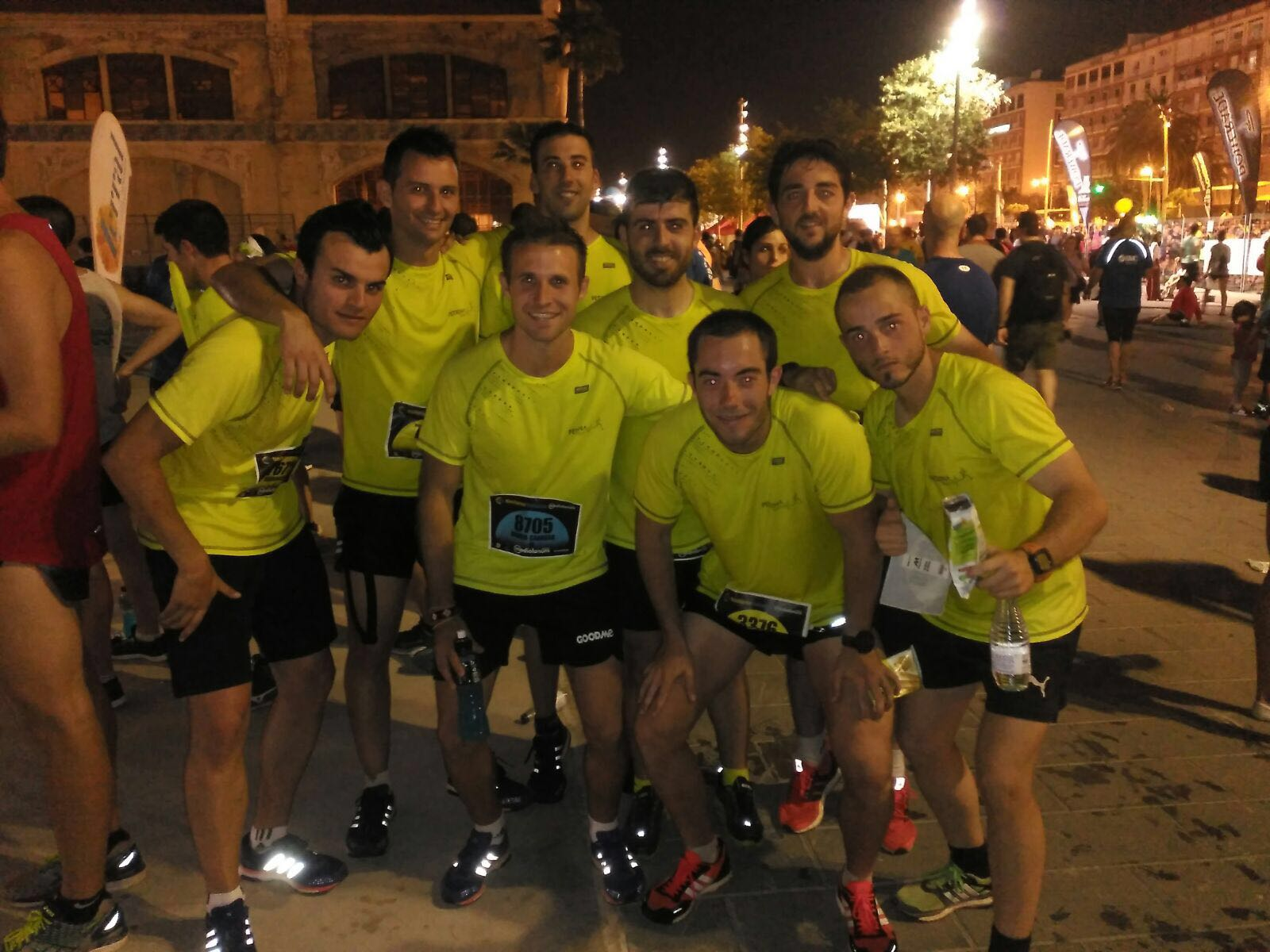 15K Nocturna Valencia 2016