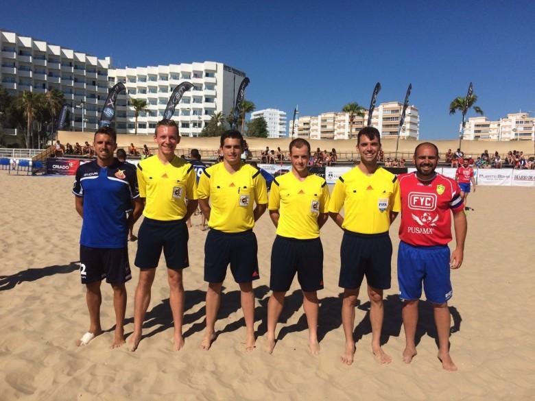 I Liga Autonómica de Fútbol Playa
