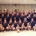 Curso para los aspirantes y árbitros FIFA de fútbol playa