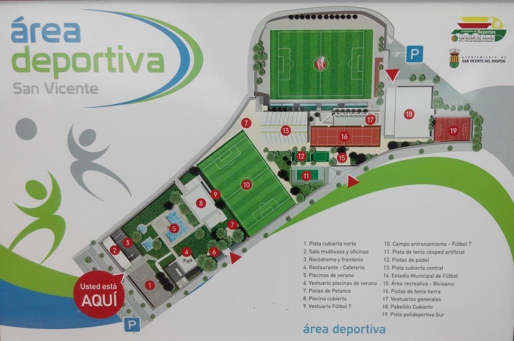 Área deportiva San Vicente