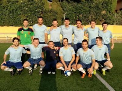 Campeones del torneo Félix Birigay
