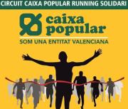 Circuito caixa popular running solidario asociaci n de for Oficinas de caixa popular en valencia