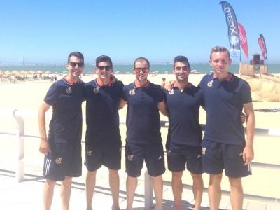II Liga autonómica de fútbol playa