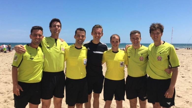 2ª Jornada de la Liga Autonómica de Fútbol Playa