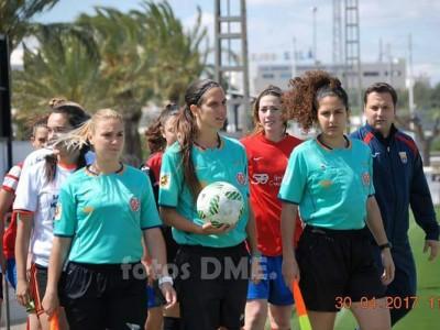 Selección de árbitras para la 1ª División Femenina