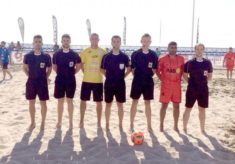 I Fase de la Liga Nacional de fútbol playa 2017
