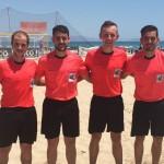 II Fase de la Liga Nacional de Fútbol Playa 2017