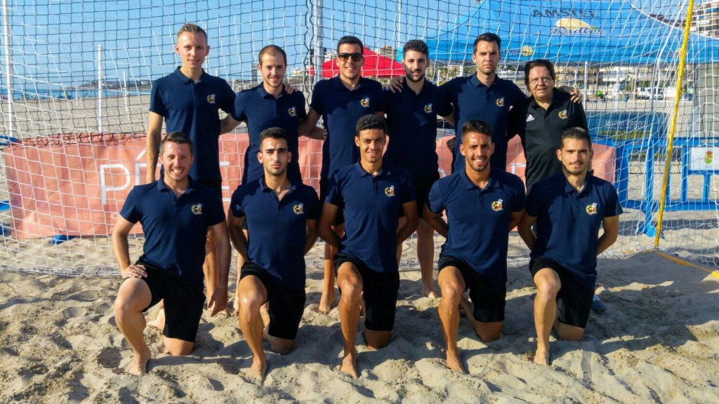 LNFP 2017 - árbitros (Alicante)