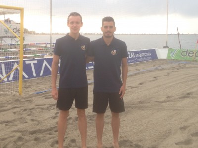 VIII Campeonato Nacional de Fútbol Playa de Selecciones Autonómicas