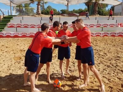 Curso para aspirantes a ser árbitro FIFA de fútbol playa