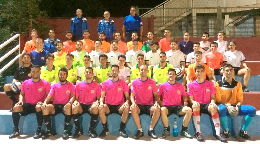 Torneo de fútbol Septiembre 2017
