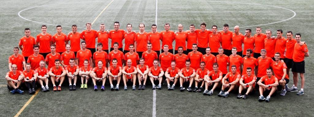 Árbitros de Primera División 2018