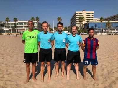Liga Autonómica de Fútbol Playa (2018)