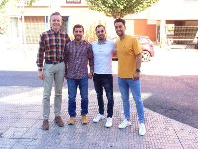 """Jornadas de actualización para árbitros asistentes de 2ª División """"B"""""""