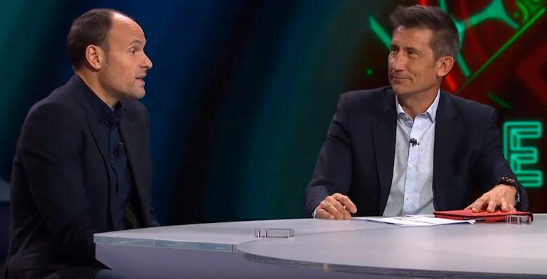 Mateu Lahoz, natural y sincero