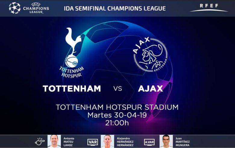 Semifinal UEFA Champions League