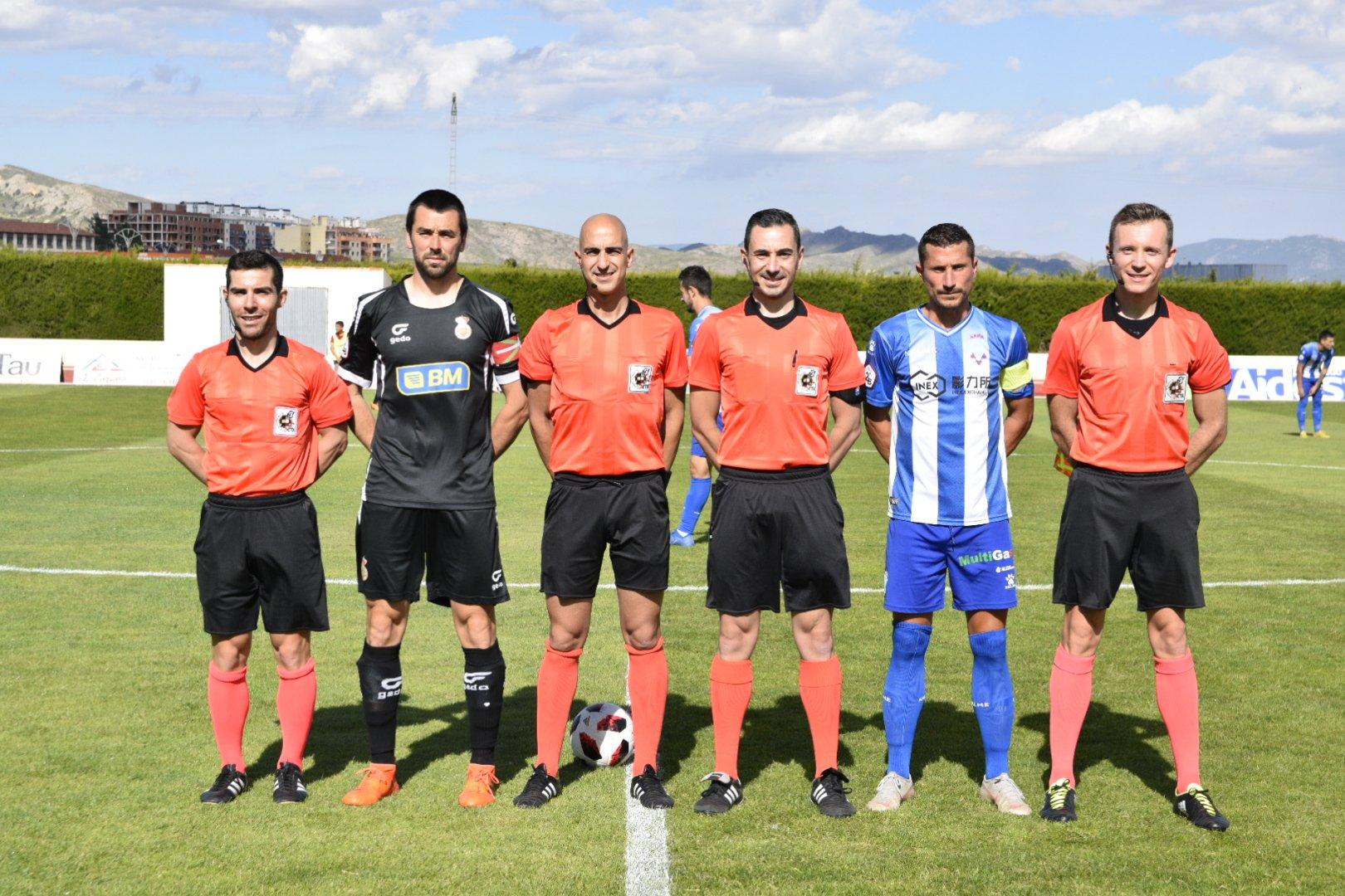 FC Jumilla - Real Unión Club