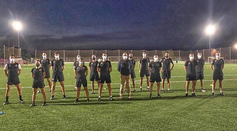 Pruebas físicas 2ª División «B» y 1ª División Femenina