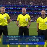Y, por fin, llegó la final de la UEFA Champions League
